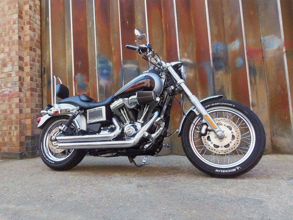 Harley-Davidson Dyna Custom Cruiser 1690 FXDL Dyna Low Rider 103