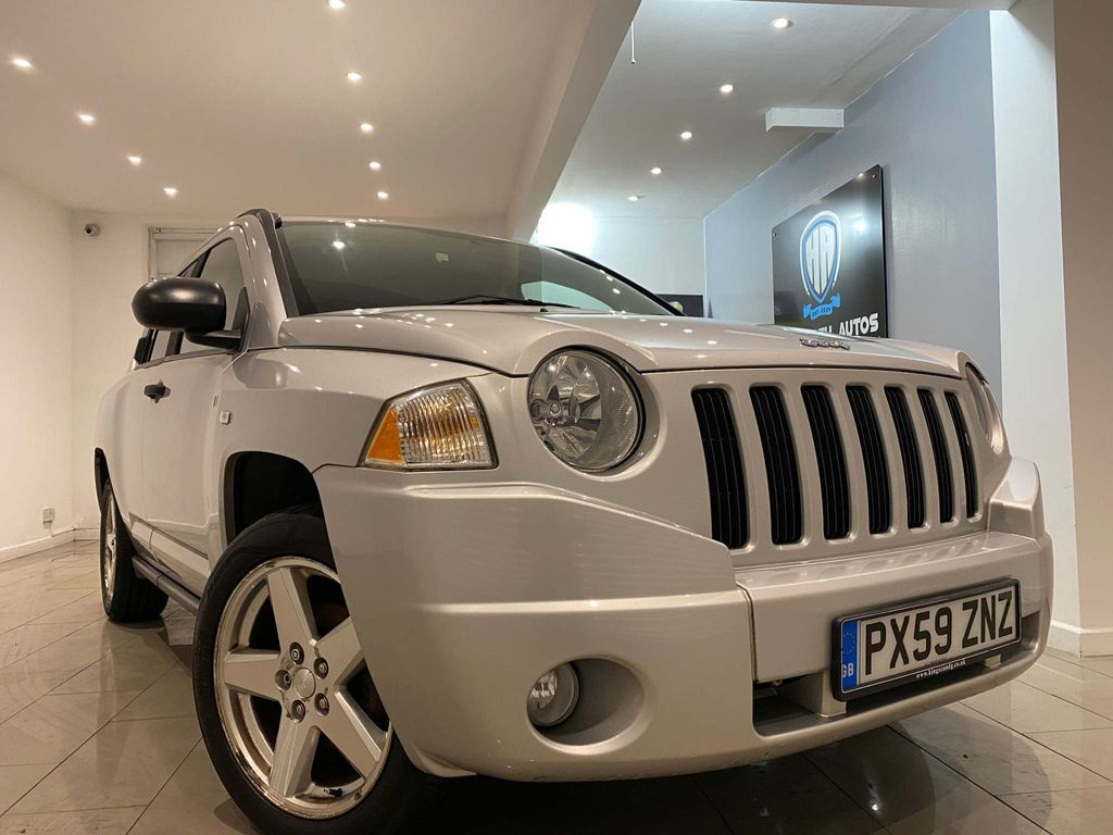 Jeep Compass SUV 2.4 Limited 4x4 5dr
