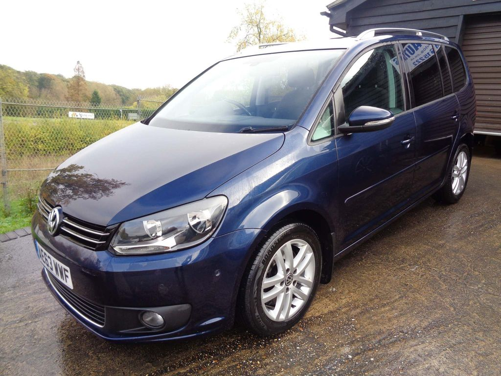 Volkswagen Touran MPV 2.0 TDI BlueMotion SE 5dr (7 Seats)