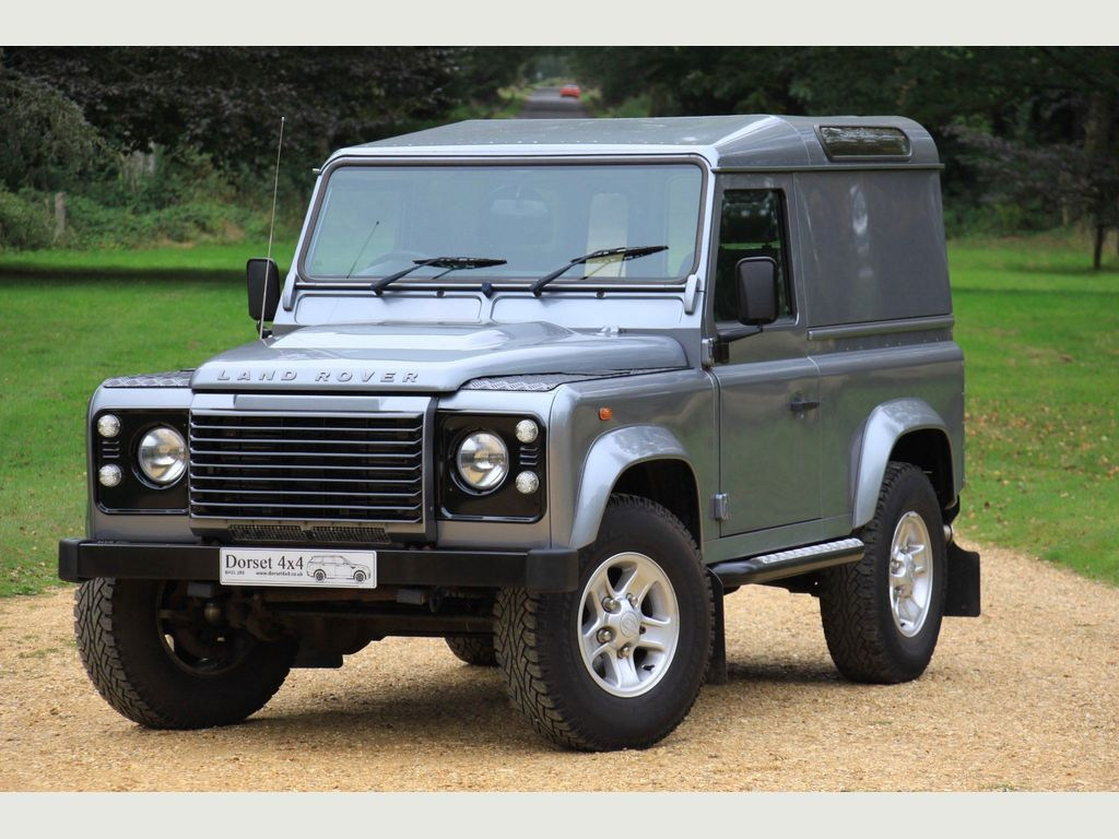 Land Rover Defender 90 SUV 2.2 TDCi XS Hard Top 4WD SWB 3dr