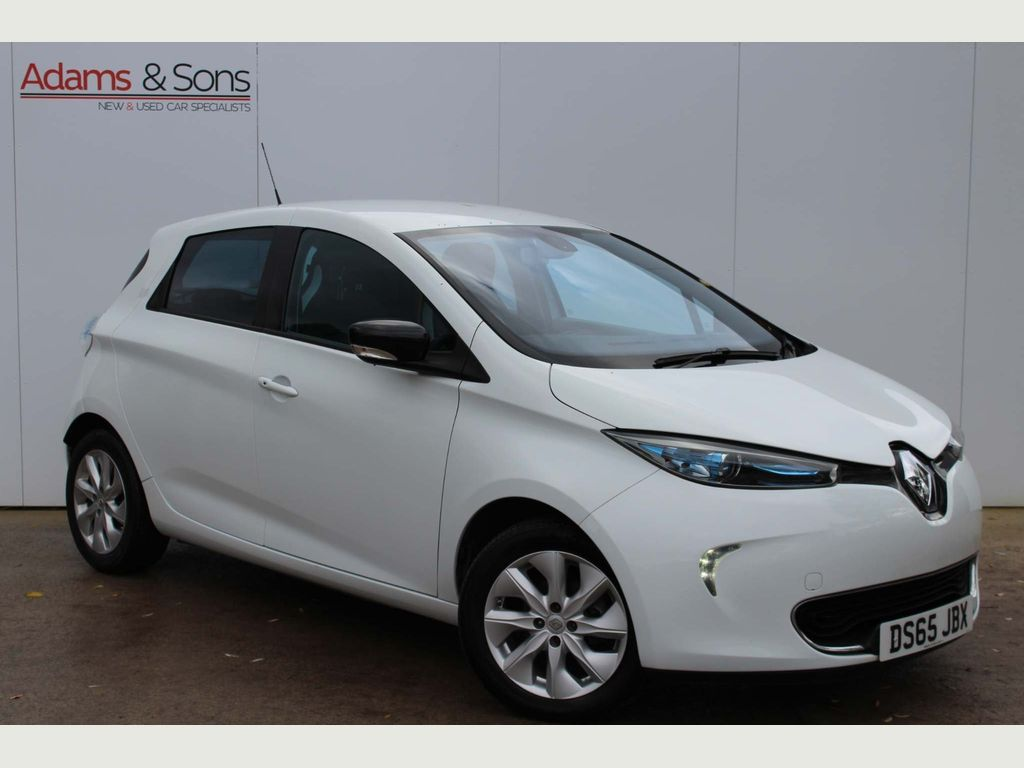 Renault Zoe Hatchback 22kWh Dynamique Nav Auto 5dr (Battery Lease)