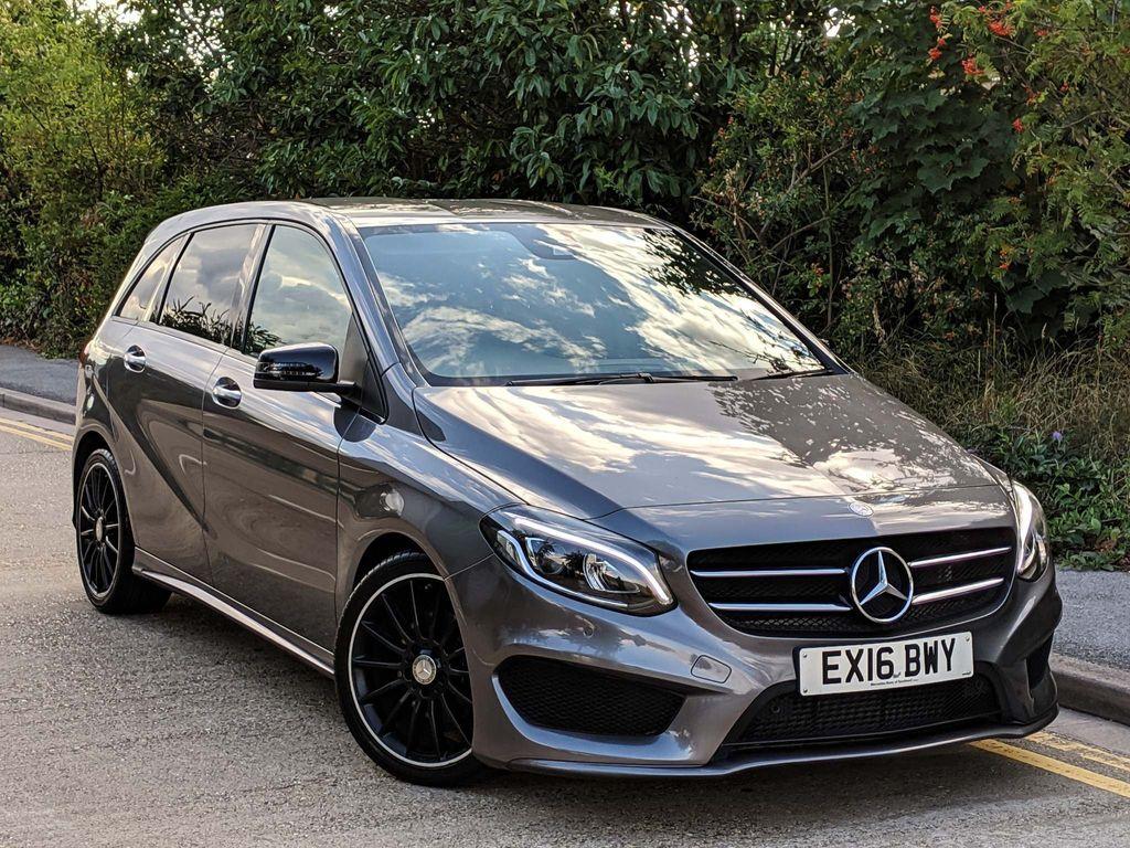 Mercedes-Benz B Class MPV 1.5 B180d AMG Line (Premium Plus) 7G-DCT (s/s) 5dr