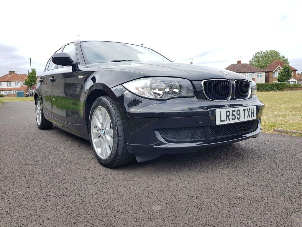 BMW 1 Series Hatchback 2.0 116i ES 5dr