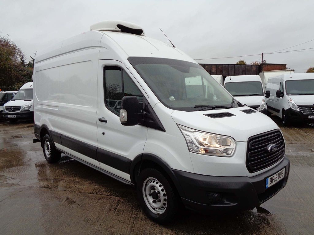 Ford Transit Temperature Controlled 2.2 TDCi 350 High Roof Refrigerated Van RWD 3dr (EU5, LWB)