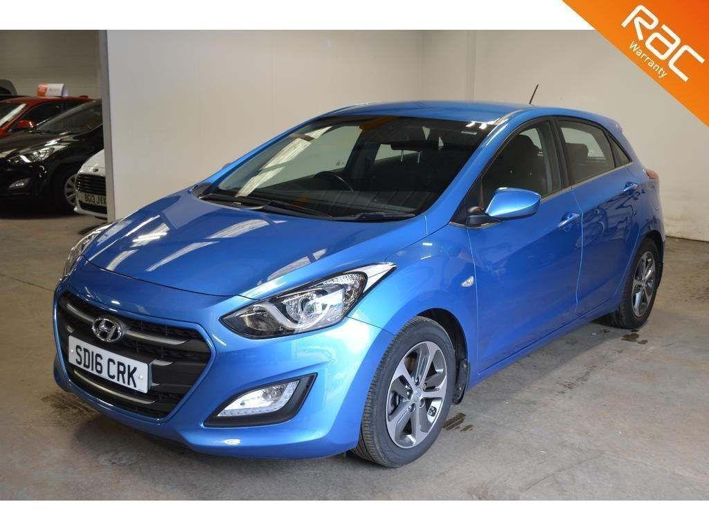Hyundai i30 Hatchback 1.4 Blue Drive SE Blue 5dr