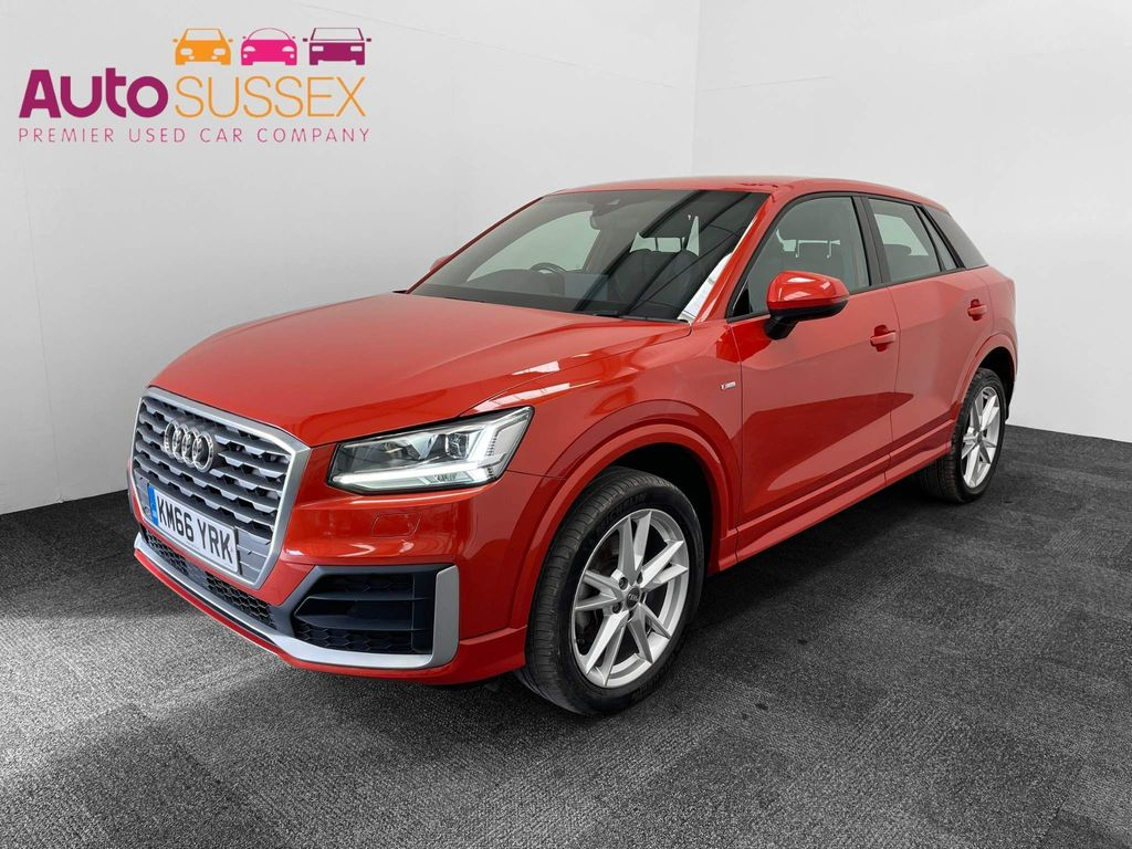 Audi Q2 SUV 1.6 TDI S line (s/s) 5dr