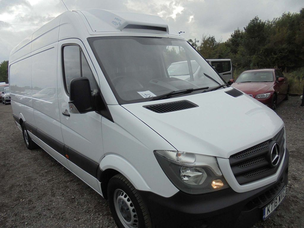 Mercedes-Benz Sprinter Temperature Controlled 2.1 316 CDi L3H2 ECO Gear 360 RWD 5dr