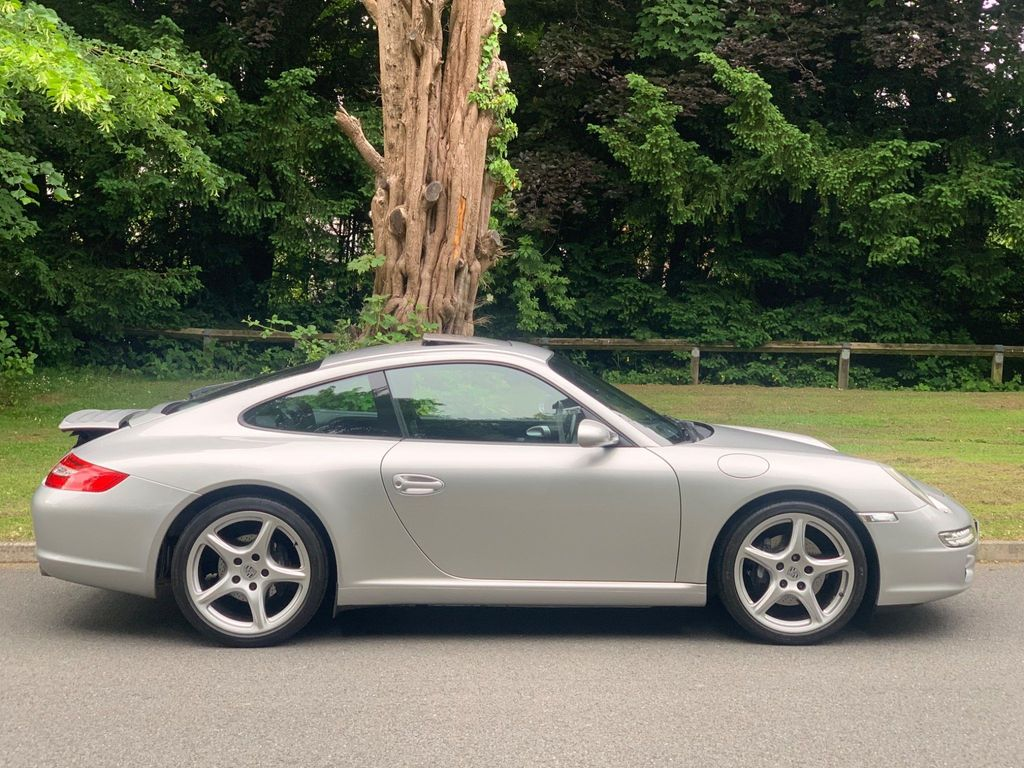 Porsche 911 Coupe 3.6 997 Carrera Tiptronic S 2dr
