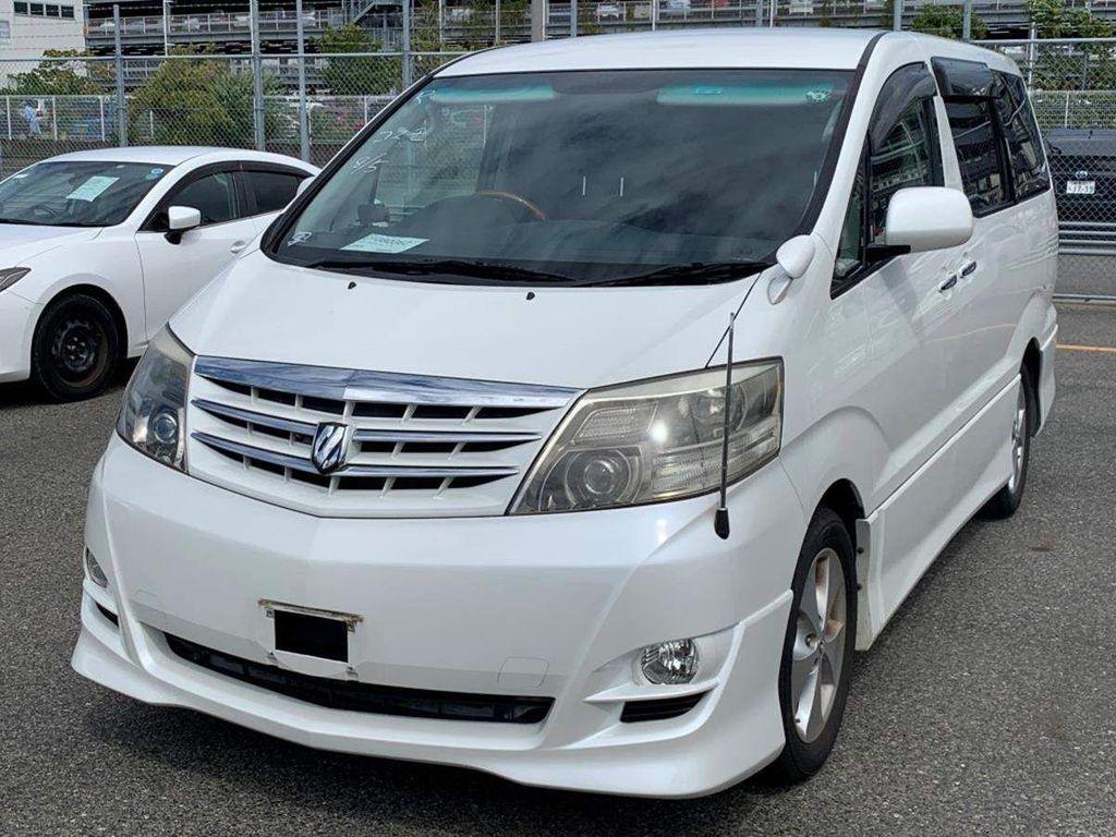 Toyota Alphard MPV AS Platinum Selection 2 Petrol Auto
