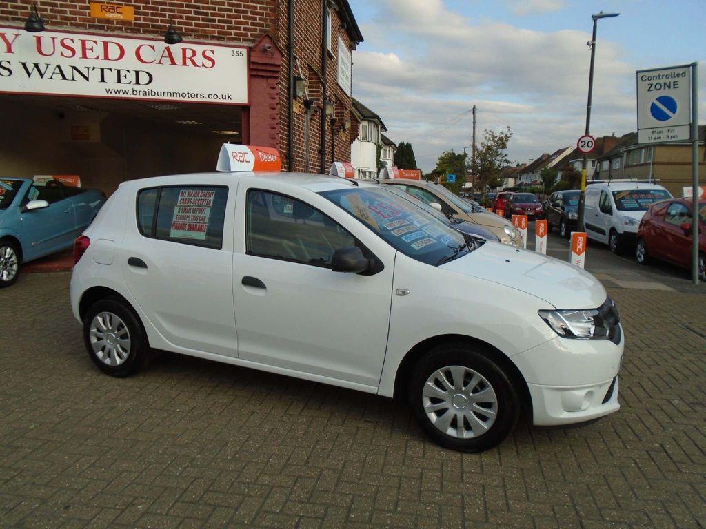 Dacia Sandero Hatchback 0.9 TCe Ambiance (s/s) 5dr