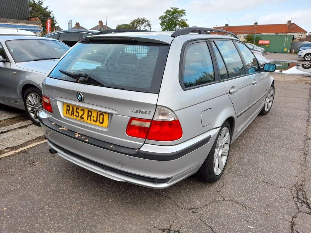 BMW 3 Series Estate 1.8 316i SE Touring 5dr