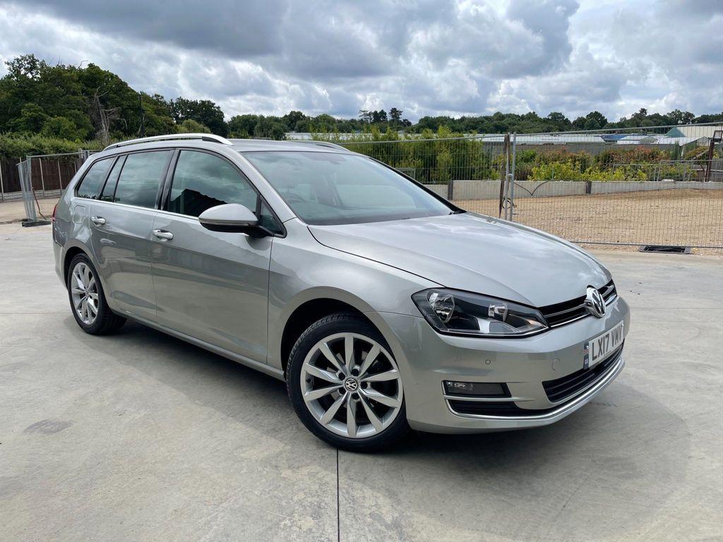 Volkswagen Golf Estate 1.4 TSI BlueMotion Tech GT DSG (s/s) 5dr
