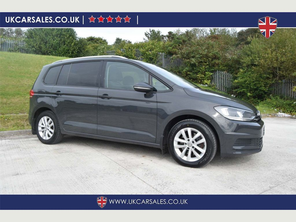 Volkswagen Touran MPV 2.0 TDI BlueMotion Tech SE Family (s/s) 5dr