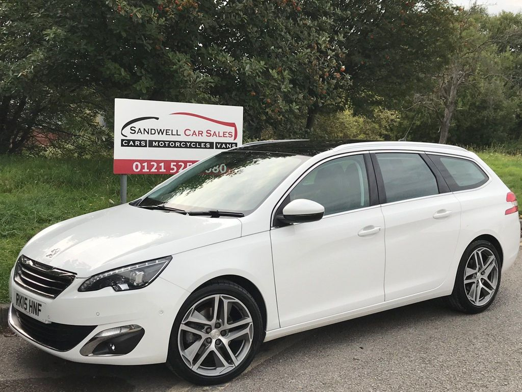 Peugeot 308 SW Estate 2.0 BlueHDi Allure (s/s) 5dr