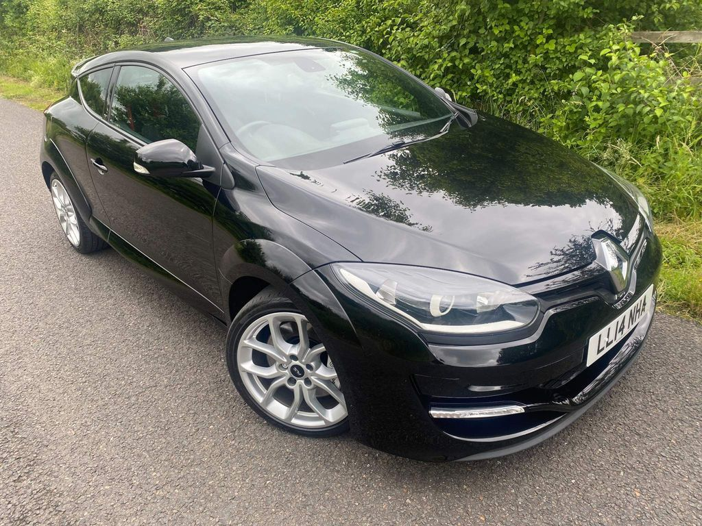 Renault Megane Coupe 2.0T Renaultsport (s/s) 3dr