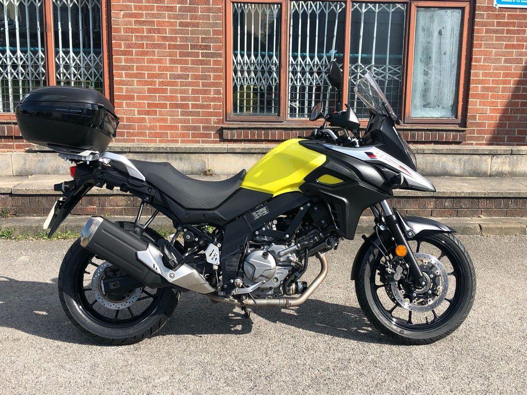 Suzuki V-Strom 650 Adventure 650