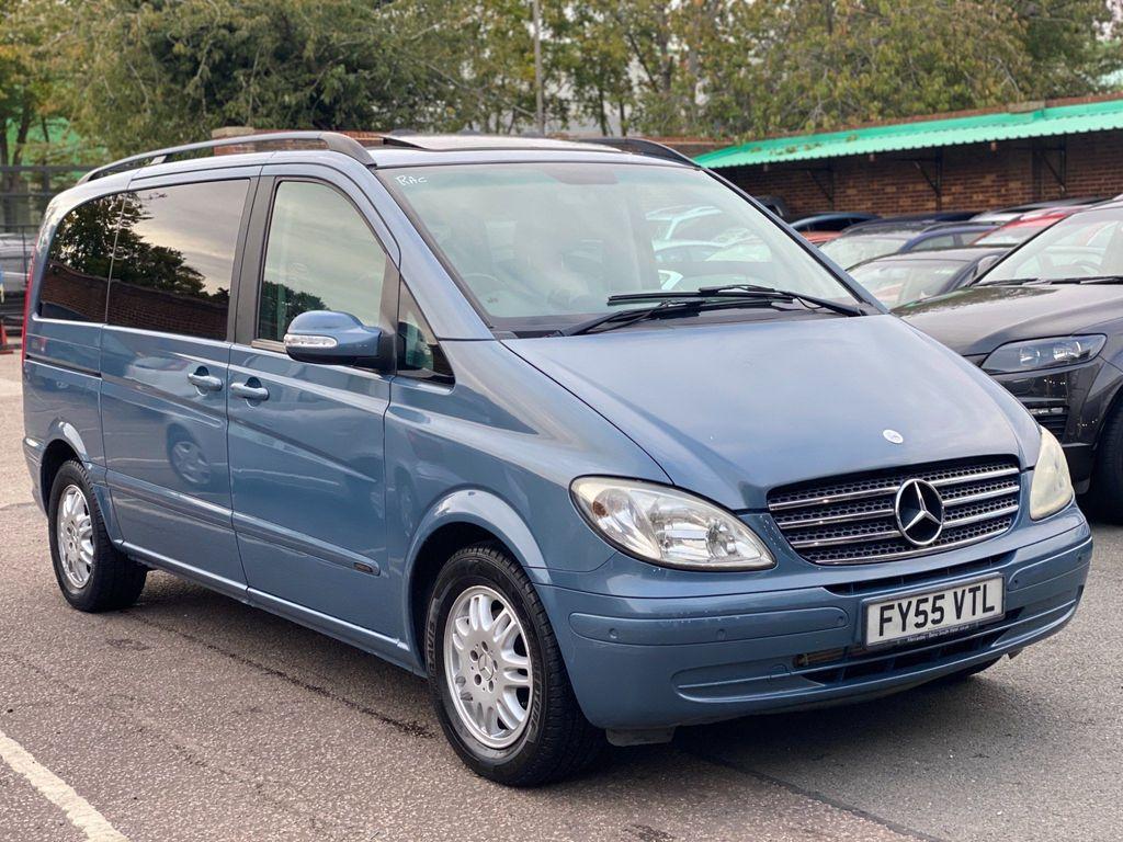 Mercedes-Benz Viano MPV 2.2 CDI Ambiente Compact MPV 5dr