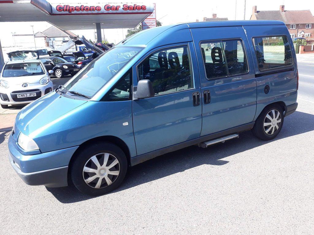 Peugeot Expert Combi Van 2.0 HDi L2 LWB Floor Cab 2dr