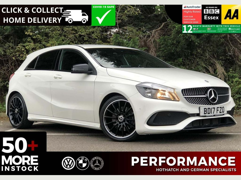 Mercedes-Benz A Class Hatchback 2.1 A220d AMG Line (Executive) 7G-DCT 4MATIC (s/s) 5dr
