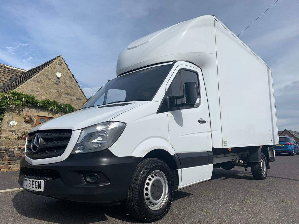 Mercedes-Benz Sprinter Chassis Cab 2.1 CDI 316 Chassis Cab 2dr (LWB)