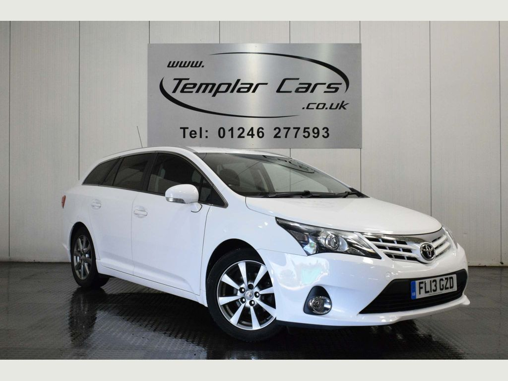 Toyota Avensis Estate 1.8 V-Matic Icon+ 5dr