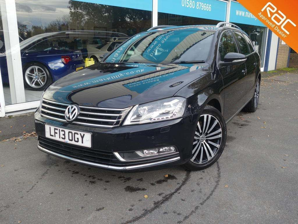 Volkswagen Passat Estate 2.0 TDI BlueMotion Tech Highline DSG 5dr