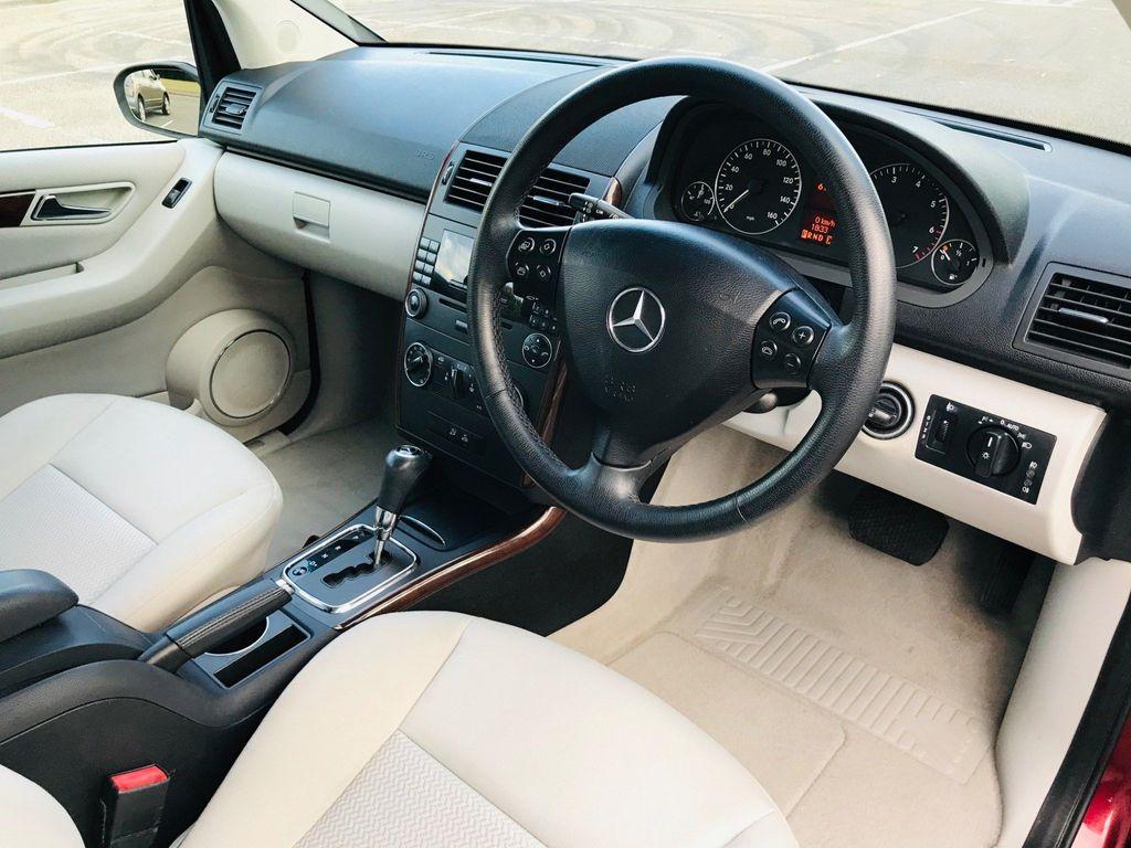 Mercedes-Benz A Class Hatchback 1.5 A150 Elegance SE CVT 5dr