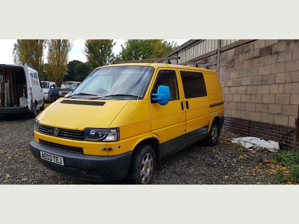 Volkswagen Transporter Window Van 2.5 TD 1200 Window Van 4dr