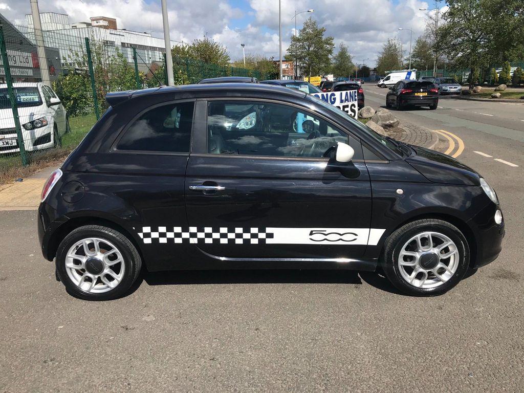 Fiat 500 Hatchback 1.2 Sport (s/s) 3dr