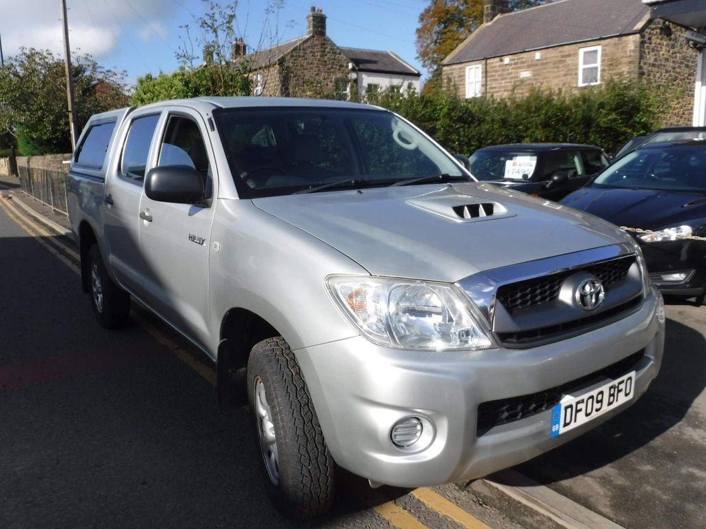 Toyota Hilux Pickup 2.5 D-4D HL2 Extra Cab Pickup 4WD 2dr (EU4)