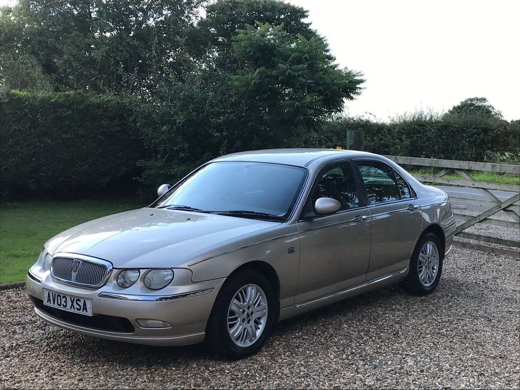 Rover 75 Saloon 1.8 T Club SE 4dr