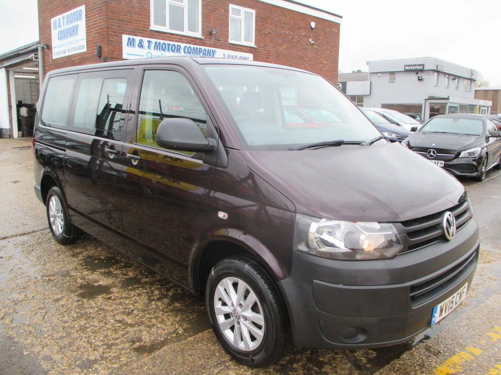 Volkswagen Transporter Shuttle Other 2.0 TD T30 S Mini Bus 4dr (SWB)