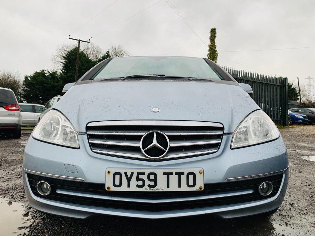 Mercedes-Benz A Class Hatchback 1.7 A180 Elegance SE CVT 5dr