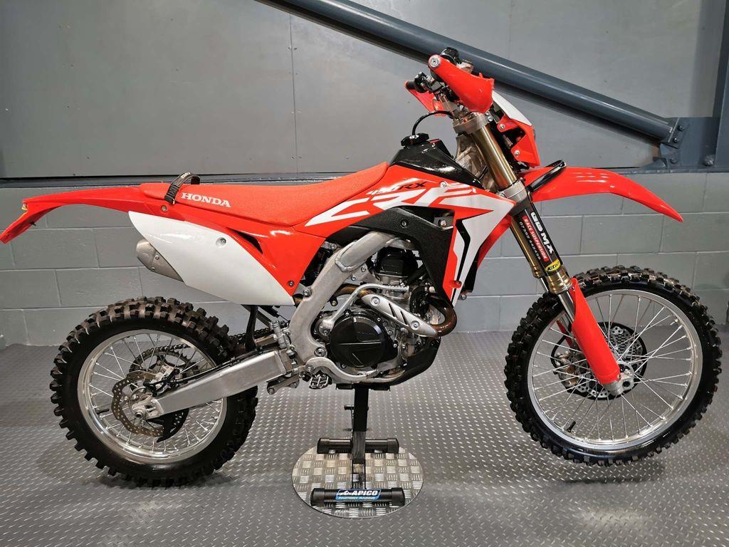 Honda CRF450RX Motocrosser 450
