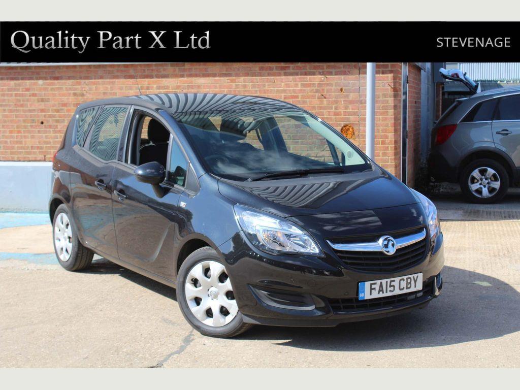 Vauxhall Meriva MPV 1.6 CDTi ecoFLEX Exclusiv (s/s) 5dr