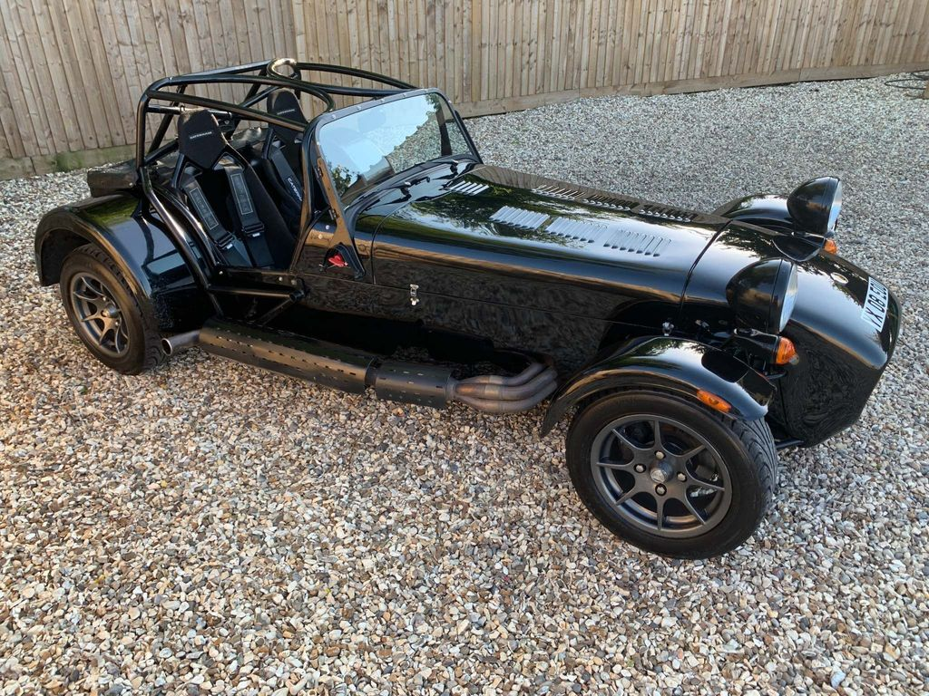 Caterham Seven Convertible ROADSPORT FORD 1.6 SIGMA 125HP S3 chassis