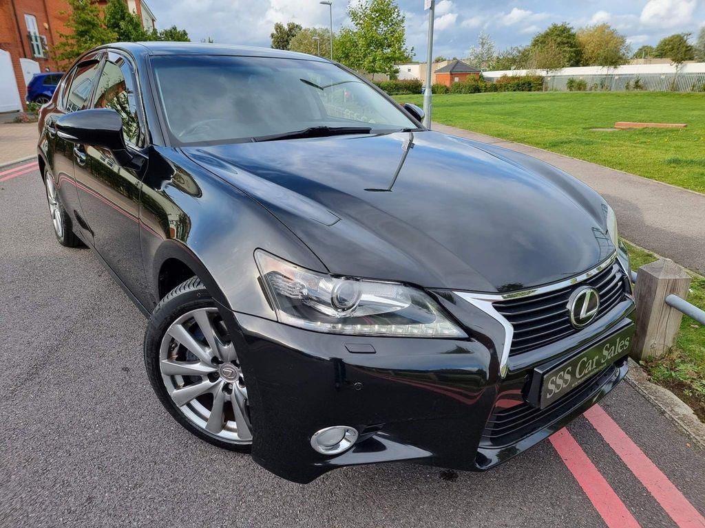Lexus GS 250 Saloon 2.5 Luxury 4dr