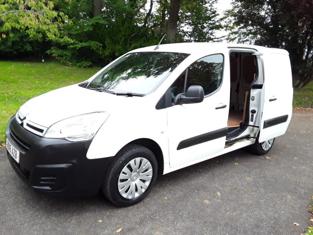 Citroen Berlingo Panel Van 1.6 HDi 625 Enterprise L1 Panel Van 5dr Diesel Manual (131 g/km, 75 bhp)