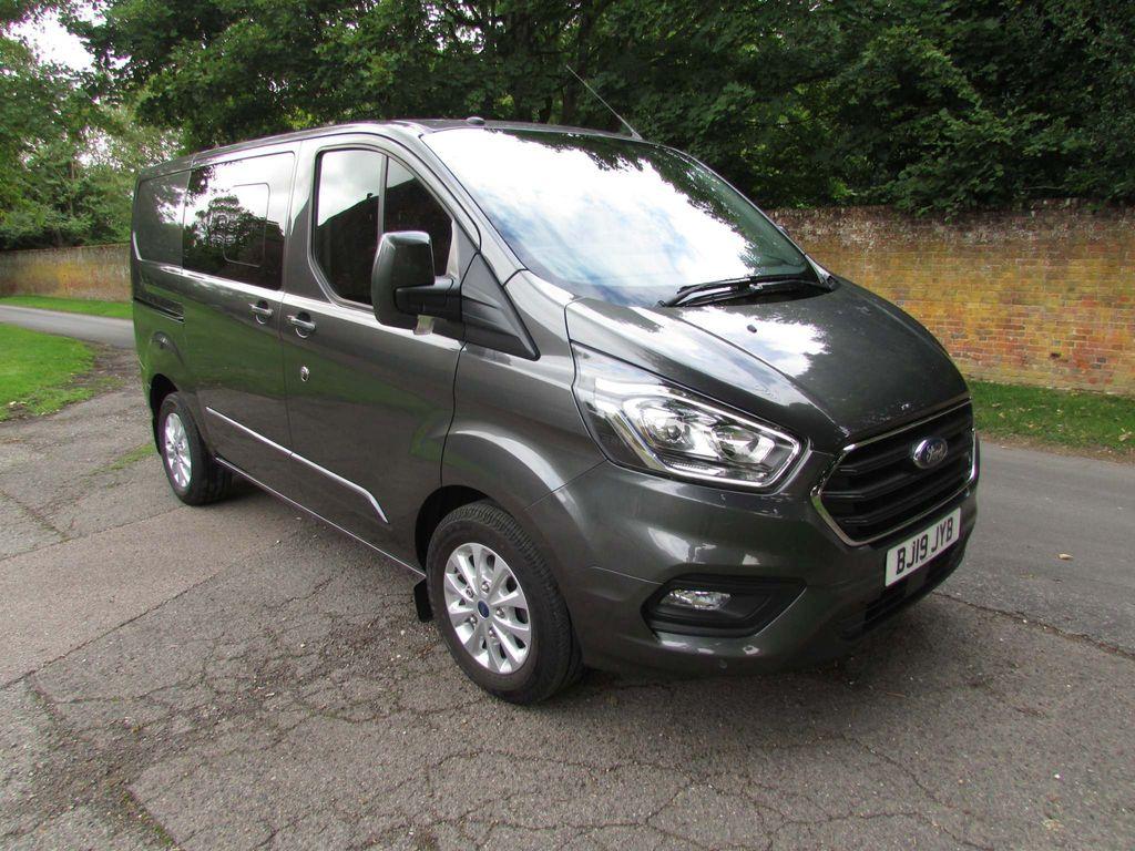 Ford Transit Custom Combi Van 2.0 320 EcoBlue Limited DCIV L1 H1 EU6 5dr (6 Seat)