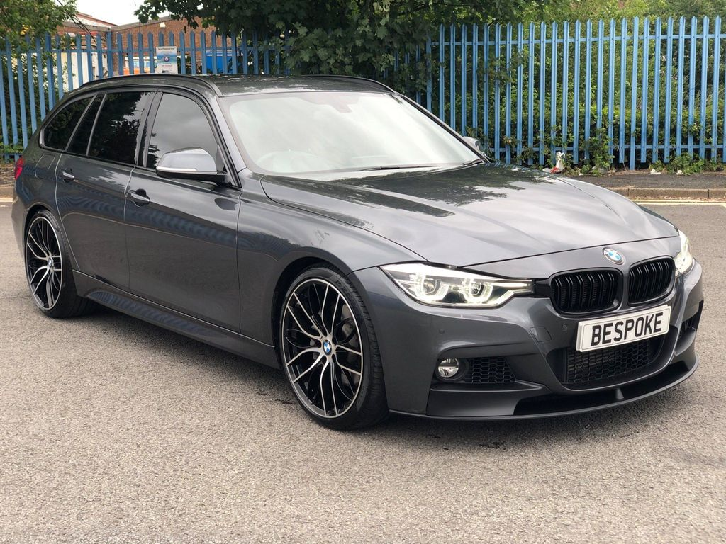 Used Bmw 3 Series Estate 3 0 335d M Sport Touring Auto Xdrive S S 5dr In West Bromwich West Midlands Bespoke Autos Limited