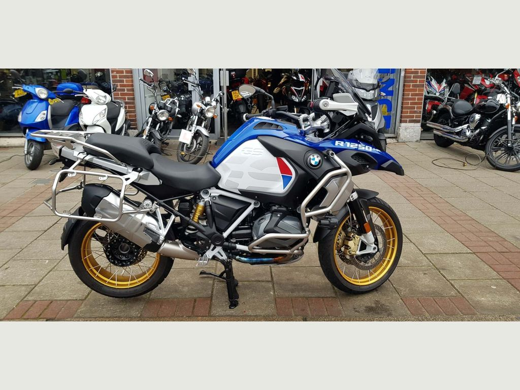 BMW R1250GS Adventure 1250 GS Adventure Rallye TE ABS