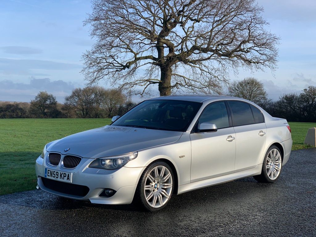 BMW 5 Series Saloon 3.0 530d M Sport Business Edition 4dr