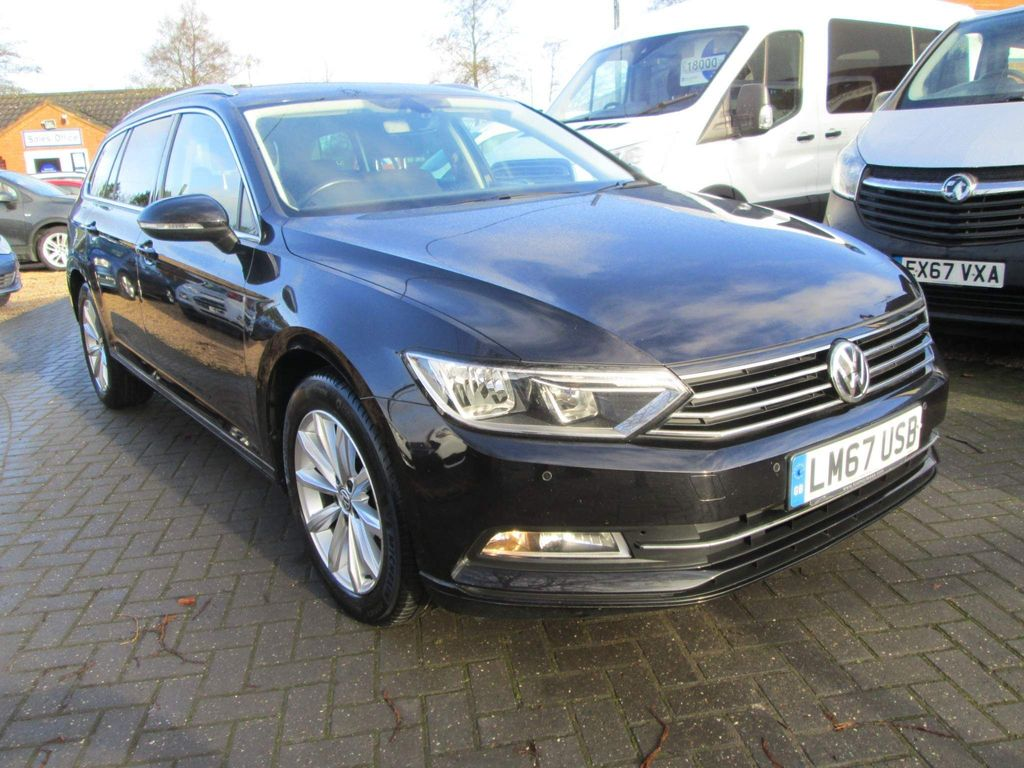 Volkswagen Passat Estate 1.6 TDI SE Business (s/s) 5dr