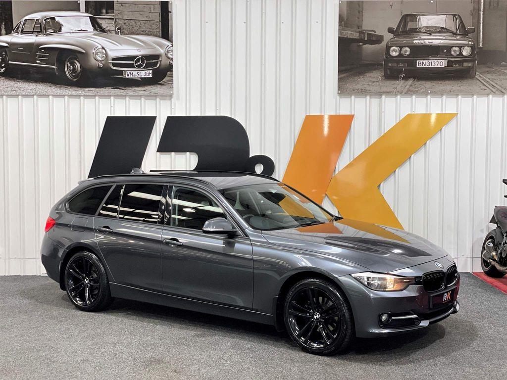 BMW 3 Series Estate 2.0 320d Sport Touring xDrive (s/s) 5dr