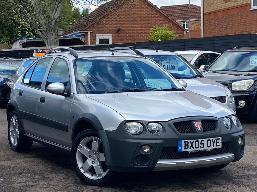 Rover Streetwise Hatchback 1.4 S 5dr