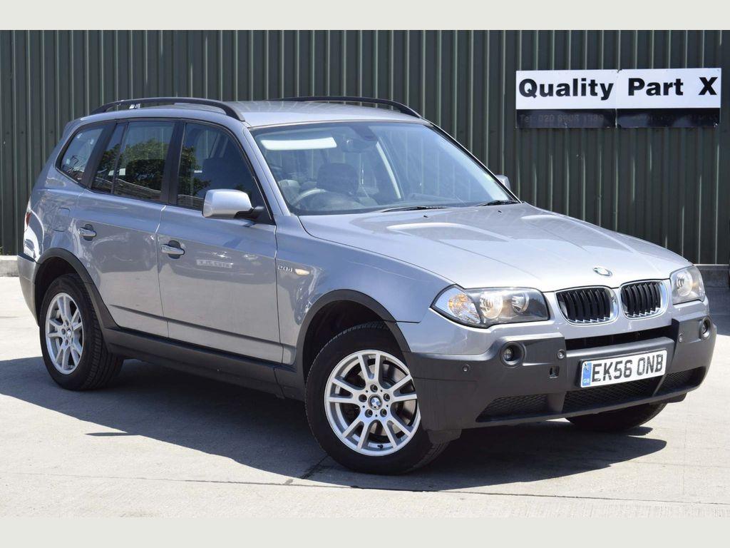 BMW X3 SUV 2.0 d SE 5dr