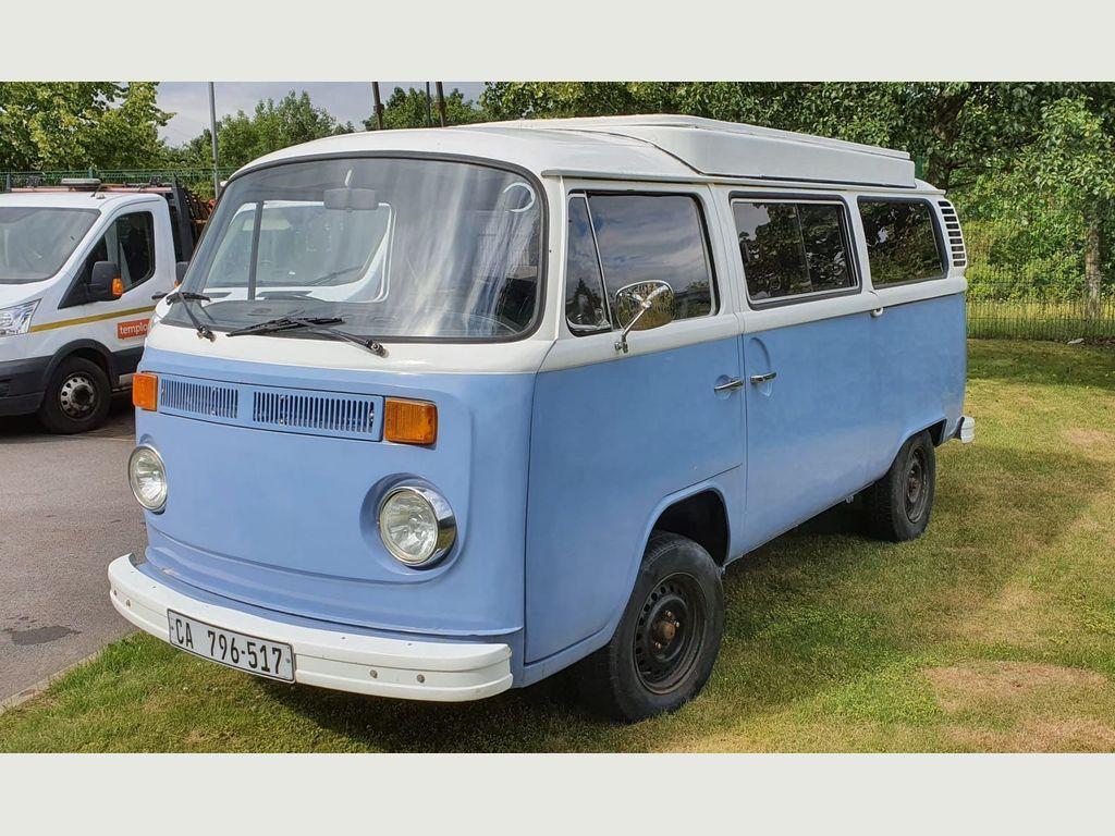 Volkswagen Transporter Unlisted CAMPER DEVON