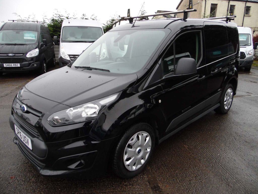 Ford Transit Connect Panel Van 1.6 TDCi 220 L1 Trend 4dr