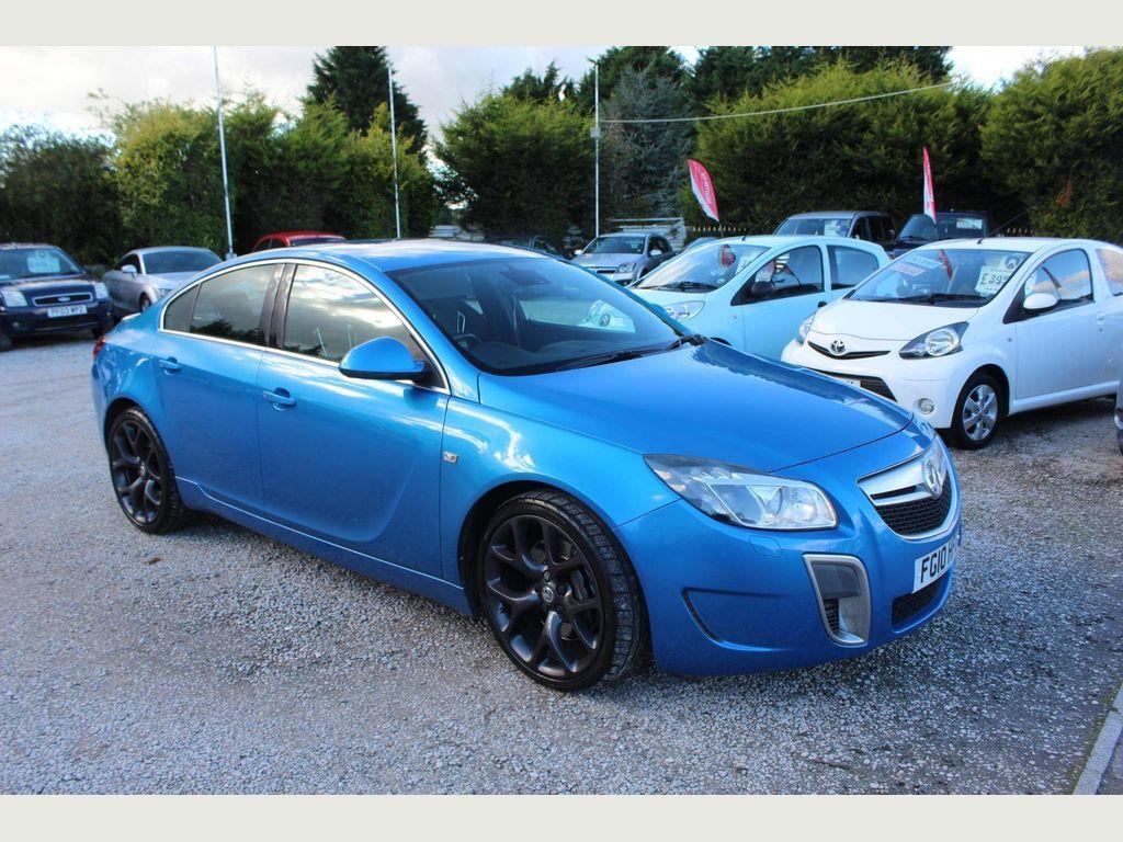 Vauxhall Insignia Saloon 2.8 i Turbo V6 24v VXR 4dr