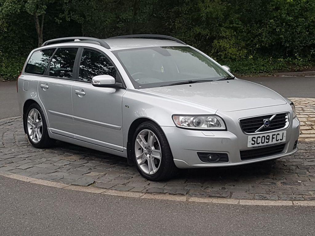 Volvo V50 Estate 1.6 D DRIVe SE 5dr
